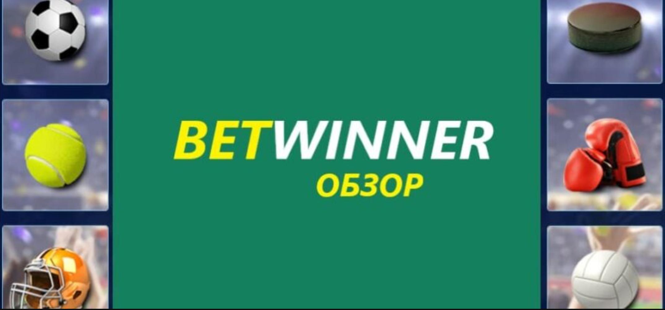 Betwinner - обзор официального сайта