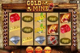 Игровой автомат Gold mine