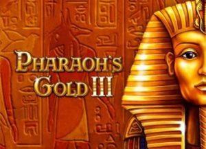 Игровой автомат золото фараона