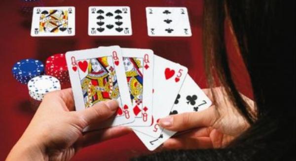 Омаха покер