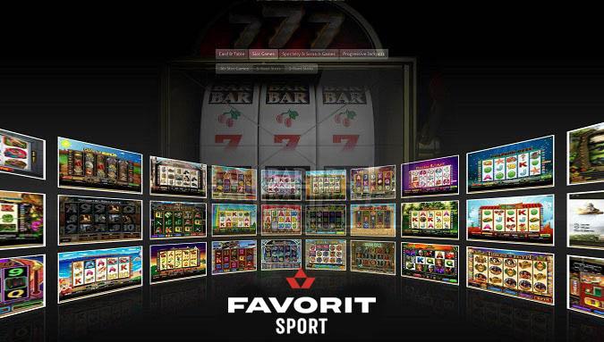 Фаворит казино