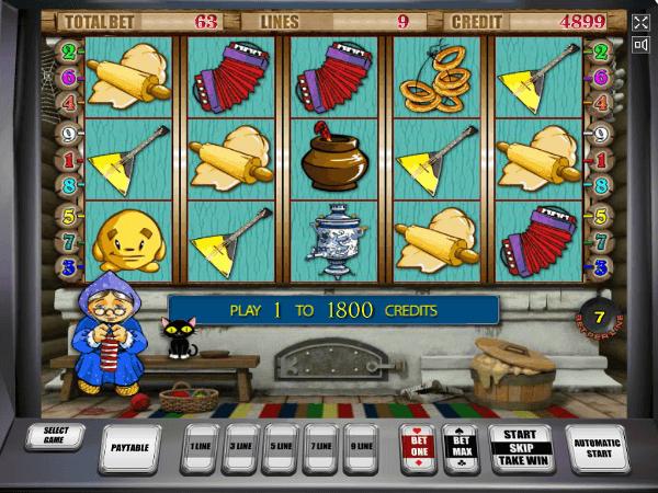 кекс игровой автомат