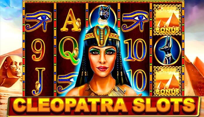 Игровой автомат Клеопатра