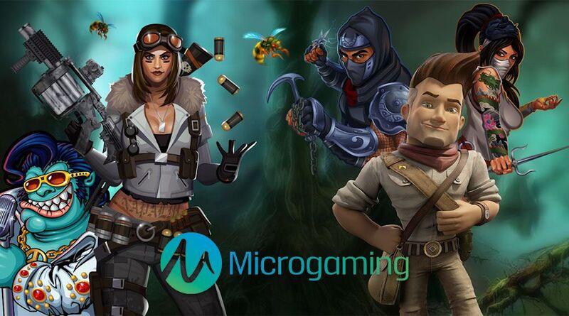 Microgaming провайдер