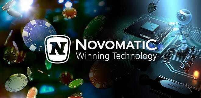 Провайдер Novomatic