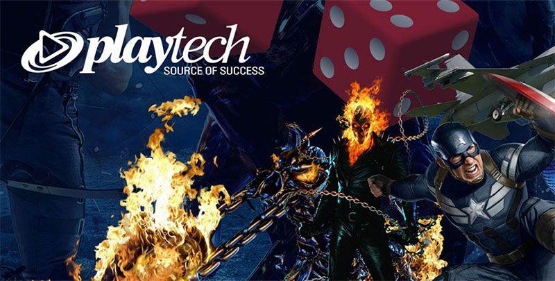 Playtech производитель