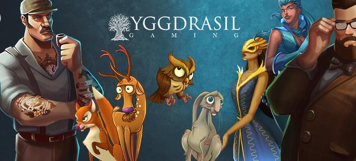 Yggdrasil игровые автоматы