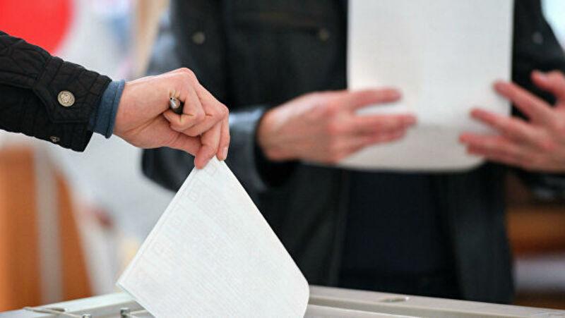 Сделать ставку на выборы